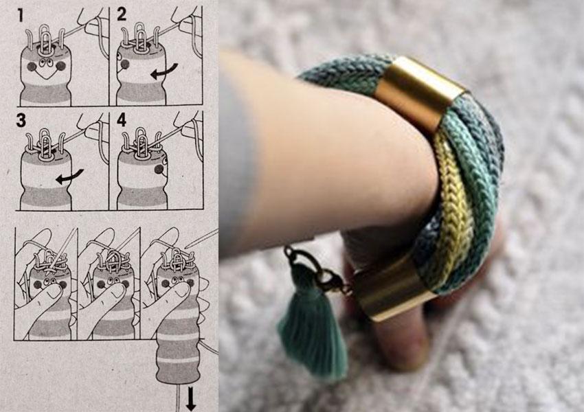 mode d'emploi tricotin manuel