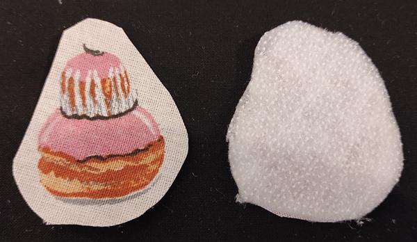 Tuto Sachet de Thé lavable réutilisable : confection tiret aimantée