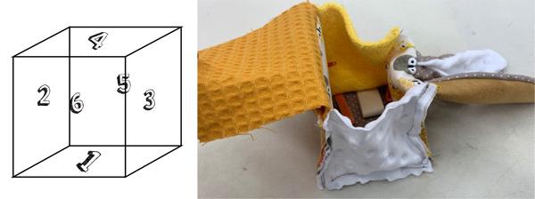 Tuto Cube d'éveil : confection 5