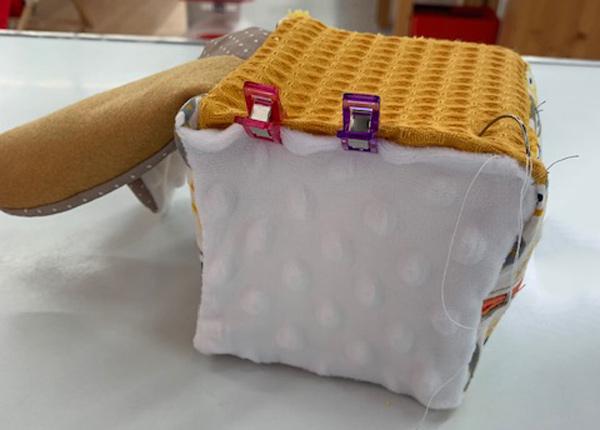 Tuto Cube d'éveil : confection 7